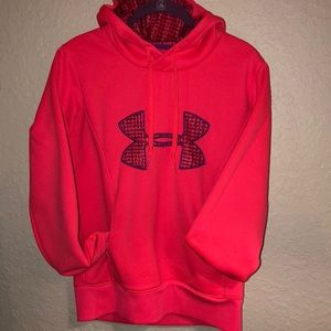 Under Armour Women's Hooded Sweatshirt